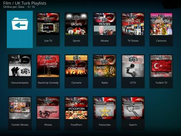 UK Turk Playlist Add-on