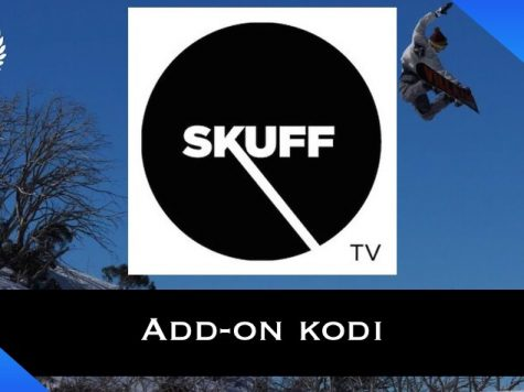Skuff tv add-on kodi
