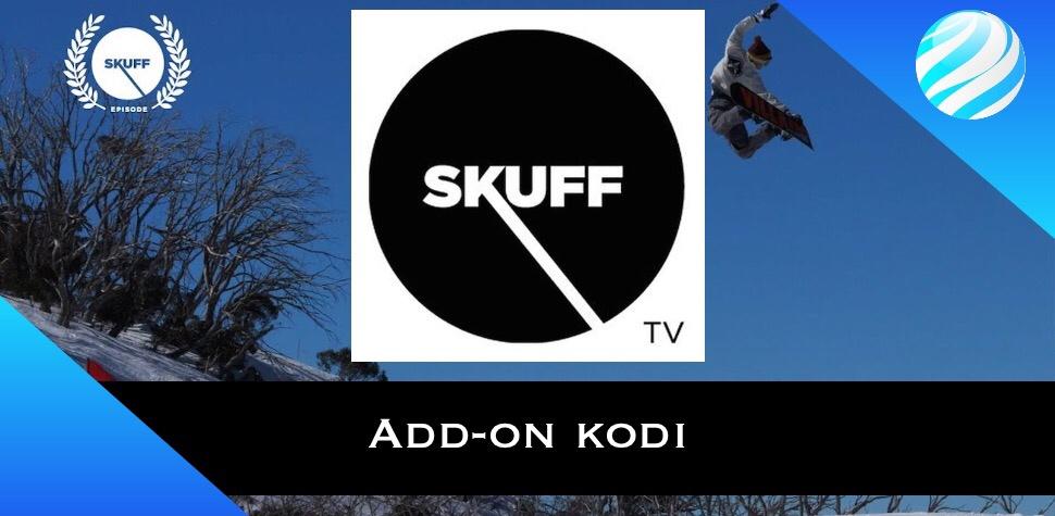 Skuff tv add-on kodi