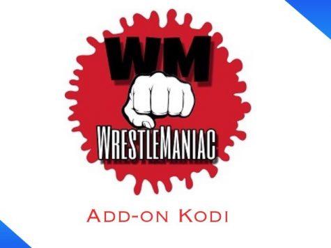 WrestleManiac Add-on Kodi