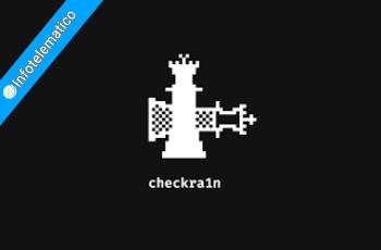 Checkra1n per iOS 14.2