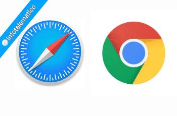 Chrome come browser predefinito