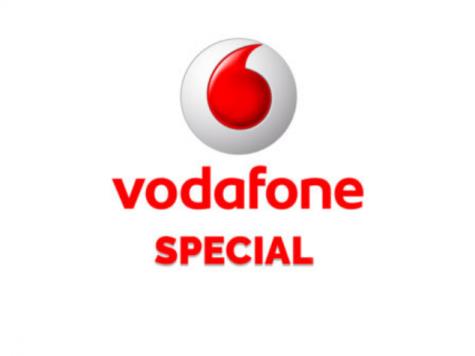 Ritornano le offerte special di Vodafone