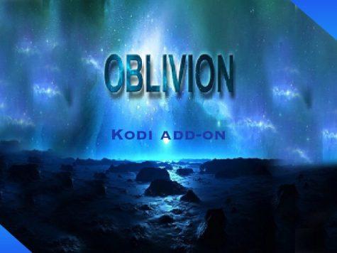 Oblivion streams Kodi