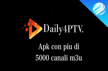 DIO TV apk - ottima qualità video , canali italiani e albanesi