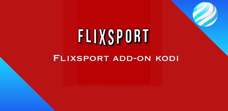 Flixsport add-on kodi
