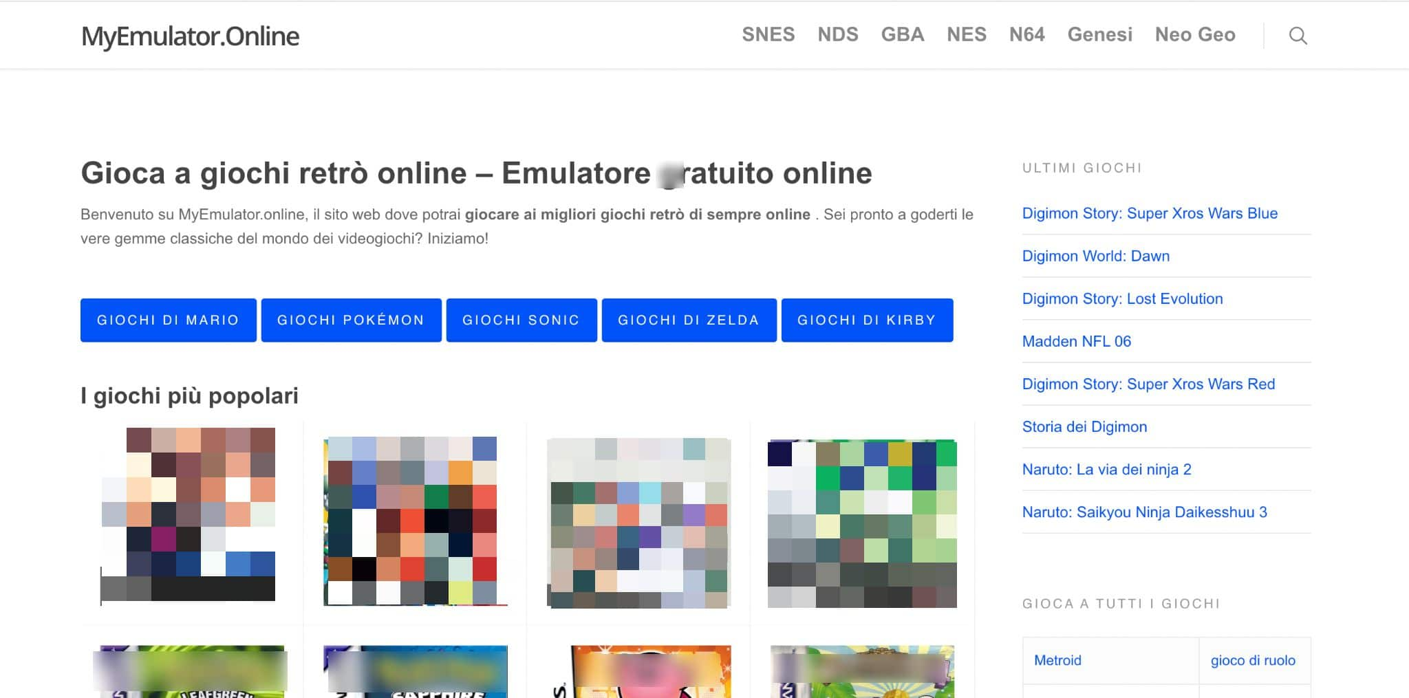 Emulatore gratuito online
