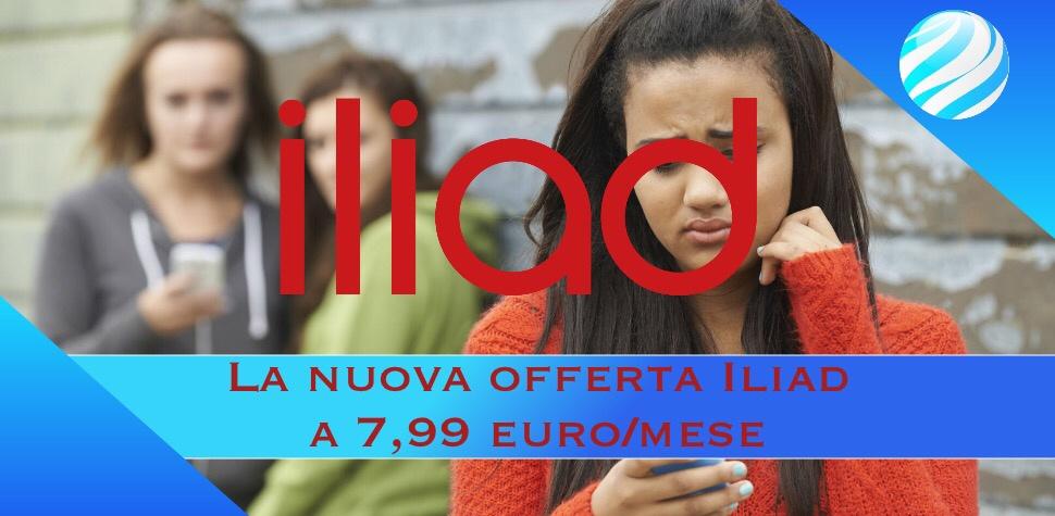 La nuova offerta Iliad
