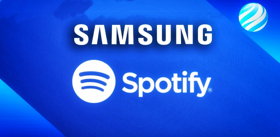 Samsung e Spotify
