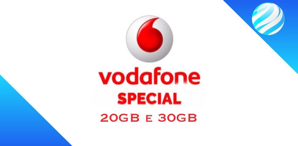 Special 20GB e 30Gb