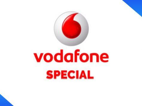 Vodafone Special Minuti 30GB
