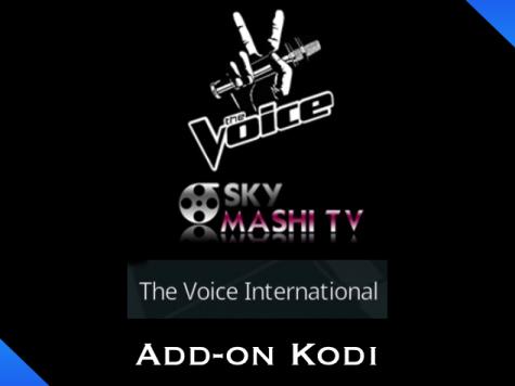 The voice international kodi
