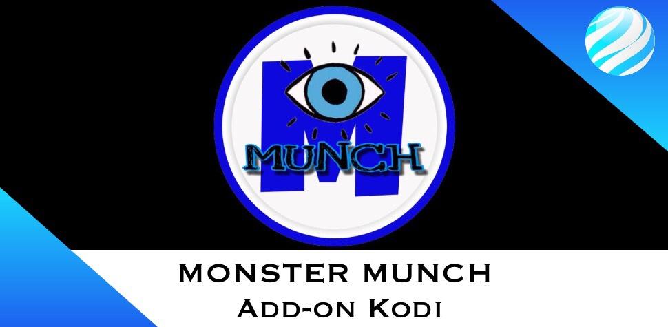 MONSTER MUNCH Add-on Kodi