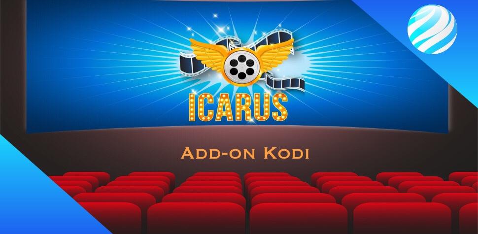 Icarus add-on Kodi
