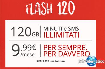 Flash 120 Iliad