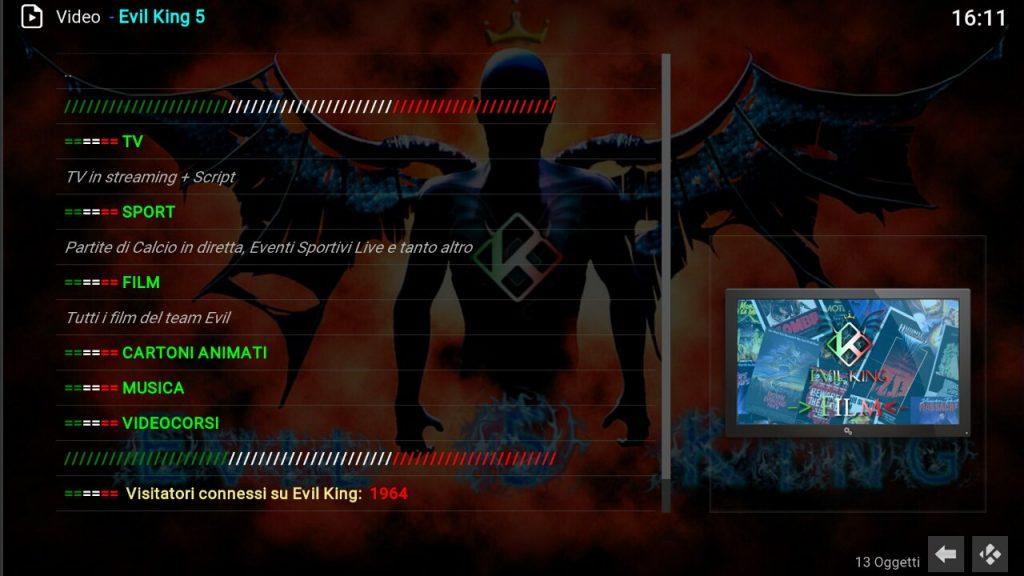 evil king 5