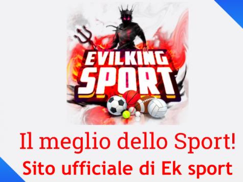 Sito Evil king Sport ( Ek sport)