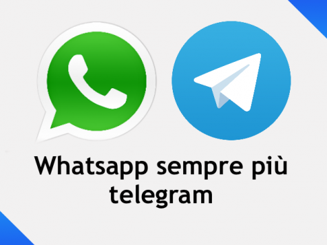 Whatsapp sempre più telegram