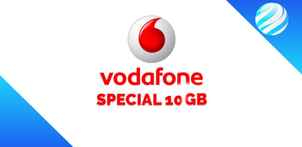 Vodafone Special 10GB