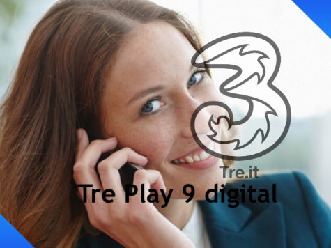 Play digital 9 di tre