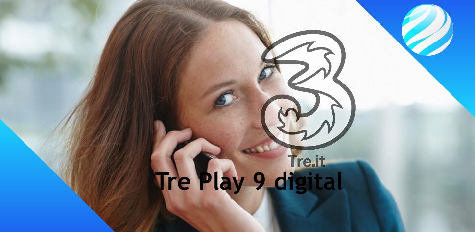 Play digital 9 di tre