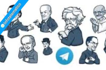 Migliori stickers Telegram