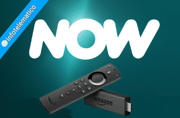 Now su Fire tv Amazon
