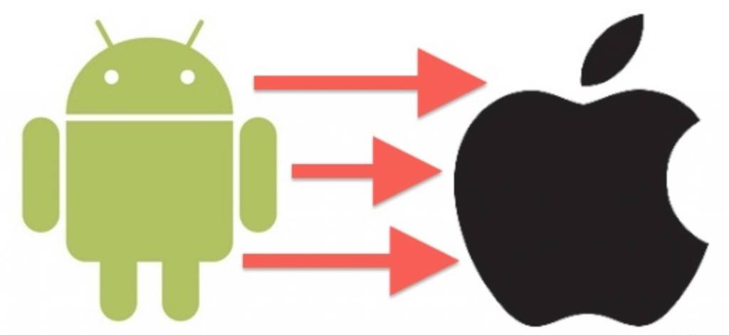 utenti android passano ad iphone