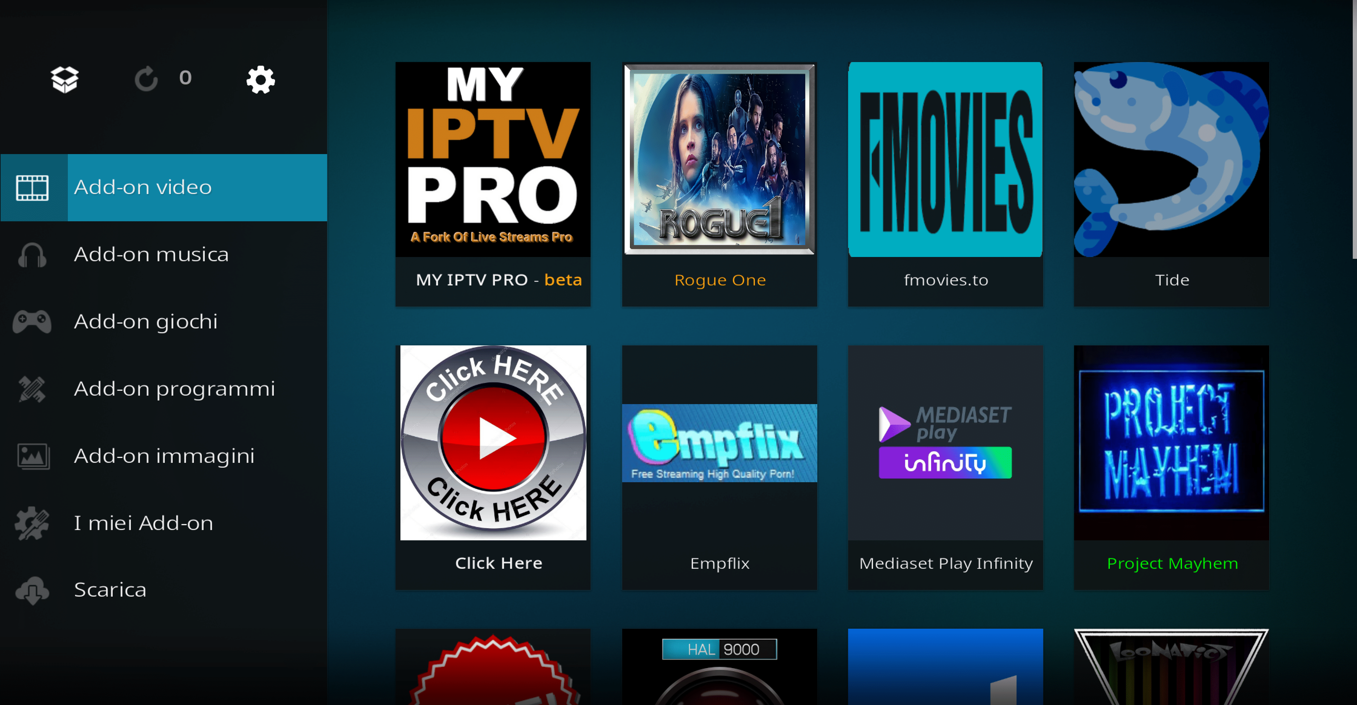 My IPTV Pro