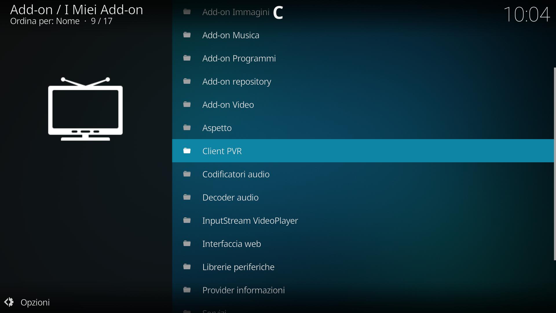 Configurazione tv Kodi più epg con più di 2000 canali  | Infotelematico