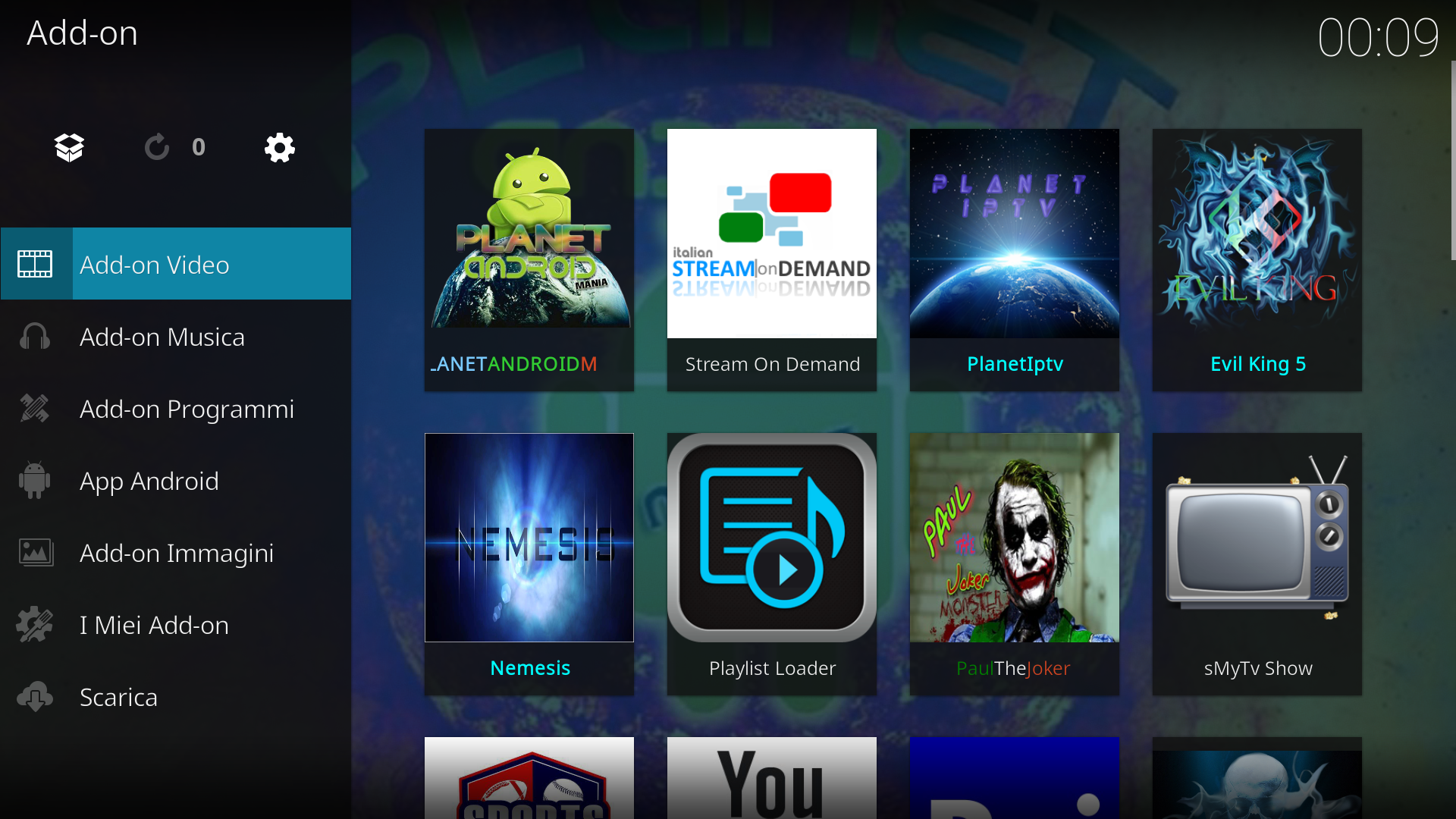 Planet Android mania