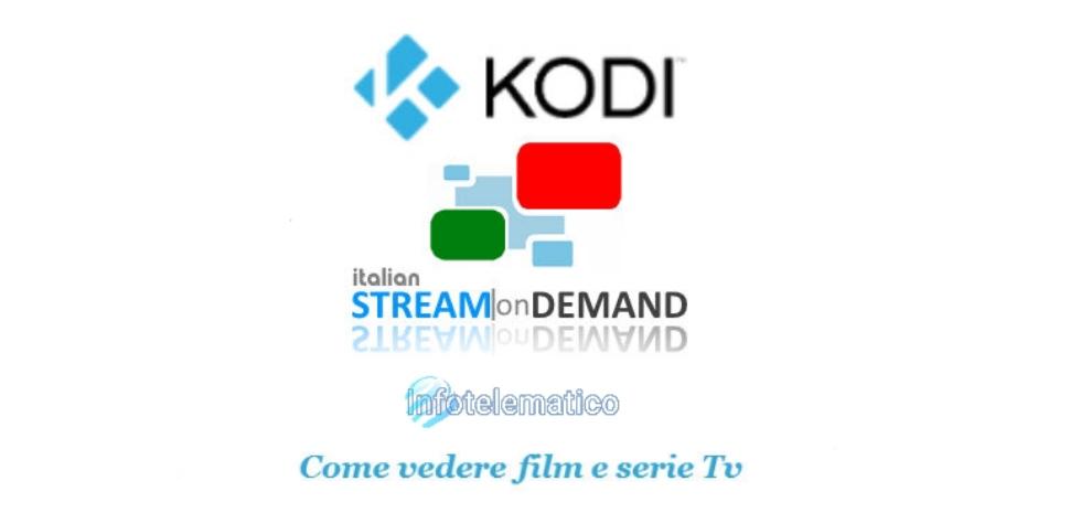 Stream on demand