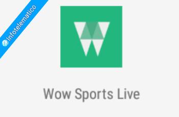 WoW Sports Live