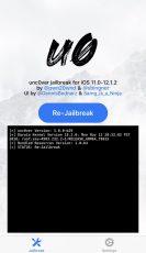 Jailbreak di iOS 12