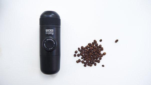 Macchina espresso portatile