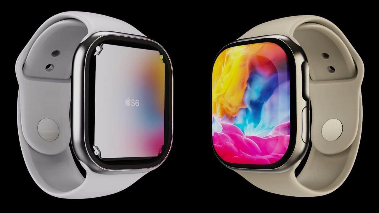 Evento Apple 15 settembre, Apple Watch serie 6