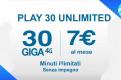 Tre Play 30 unlimited
